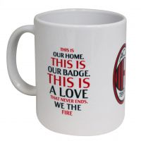 MUG IN CERAMICA INTERNO BIANCO THIS IS OUR HOME