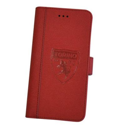 COVER IN ECOPELLE I-PHONE 7 PLUS TORINO FC