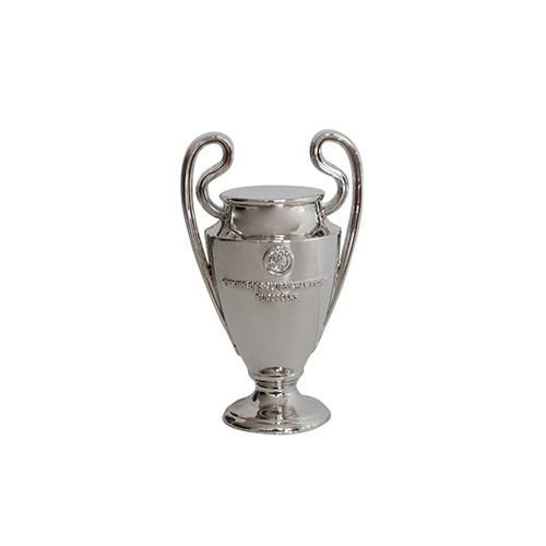 MINIATURA COPPA 3D H 45 MM  UEFA CHAMPIONS LEAGUE