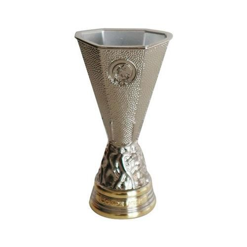 MINIATURA COPPA 3D  H 80 MM UEFA EUROPA LEAGUE