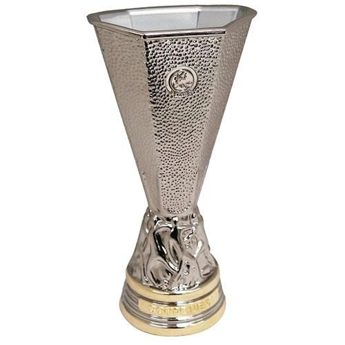 MINIATURA COPPA  3D  H 150 MM UEFA EUROPA LEAGUE